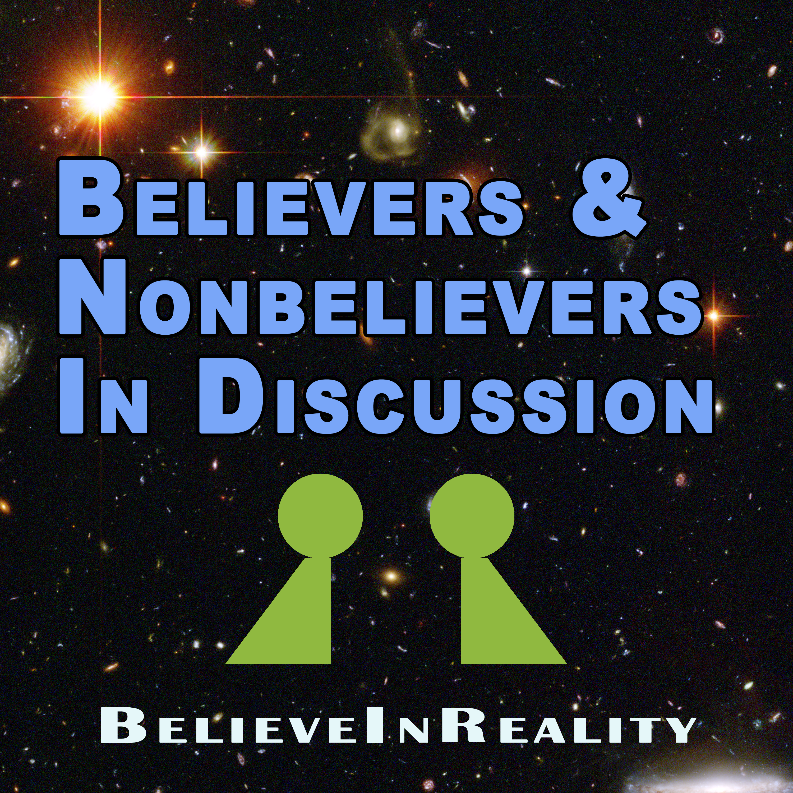 Believers and Nonbelievers In Discussion